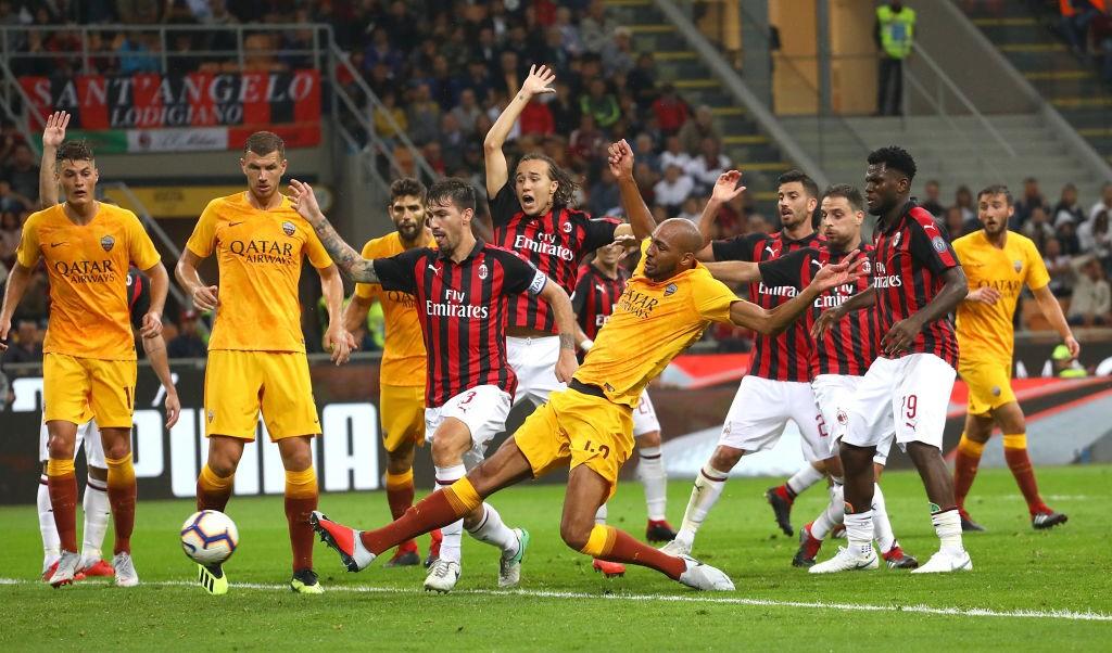 Previa Serie A I Roma vs Milan
