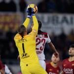 El Roma 2-1 Bologna en cinco detalles