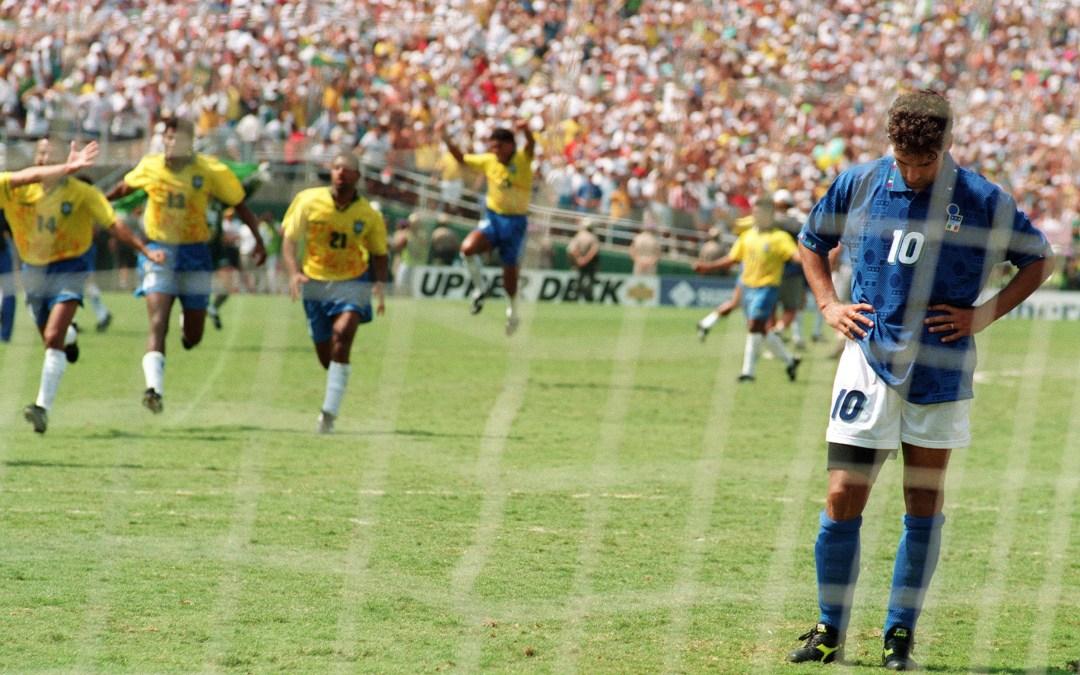 La mancha de Roberto Baggio