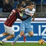 El Lazio 0-0 Milan en cinco detalles