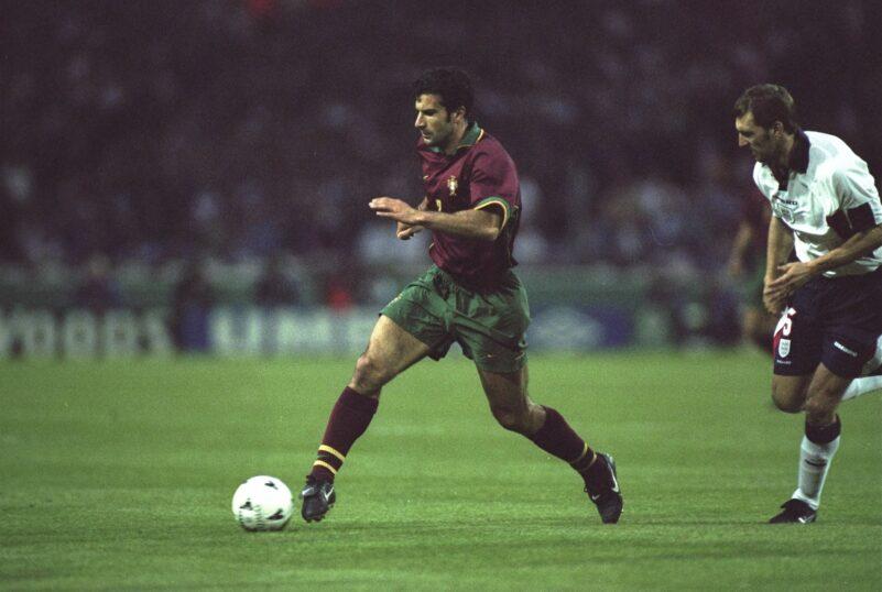 ¿Y si… Luis Figo hubiera llegado a la Serie A en 1995?