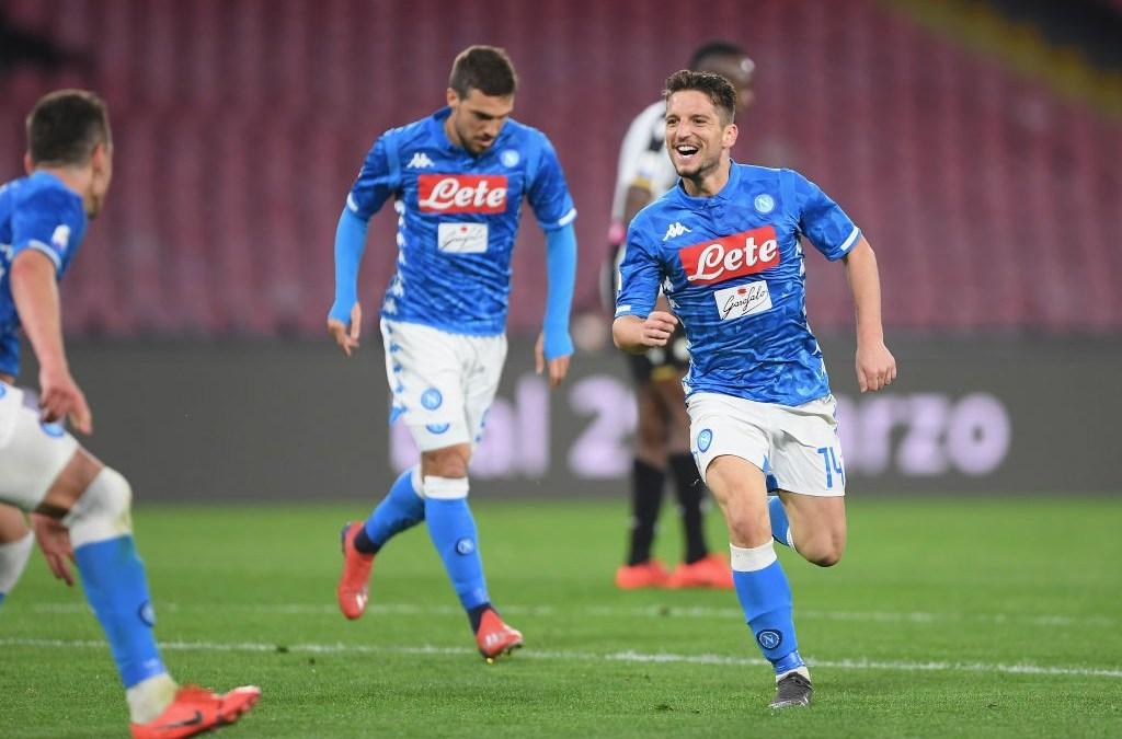 El Napoli 4-2 Udinese en cinco detalles