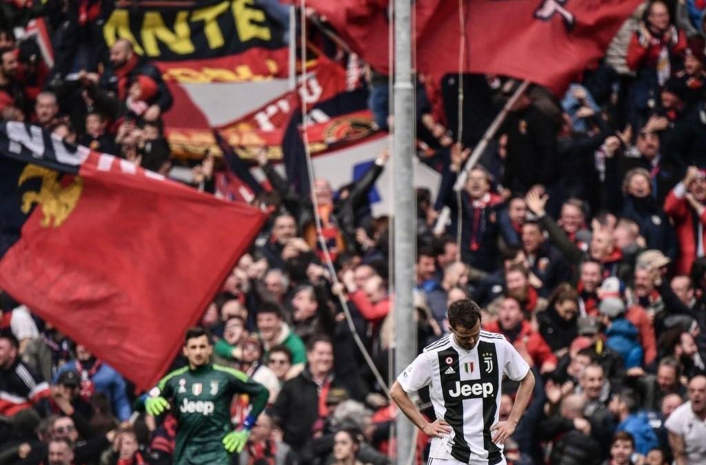 El Genoa 2-0 Juventus en cinco detalles