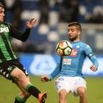 Previa Serie A | Sassuolo vs Napoli