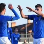Convocatoria de Italia para la Eurocopa sub17