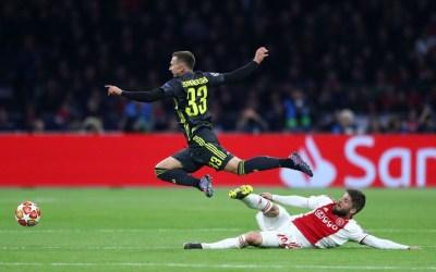 La Juve regresa de Ámsterdam con un resultado a favor