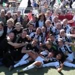 La Juventus, campeona de la Serie A femenina