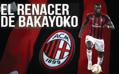 Bakayoko, de fichaje desastroso a figura clave en el AC Milan