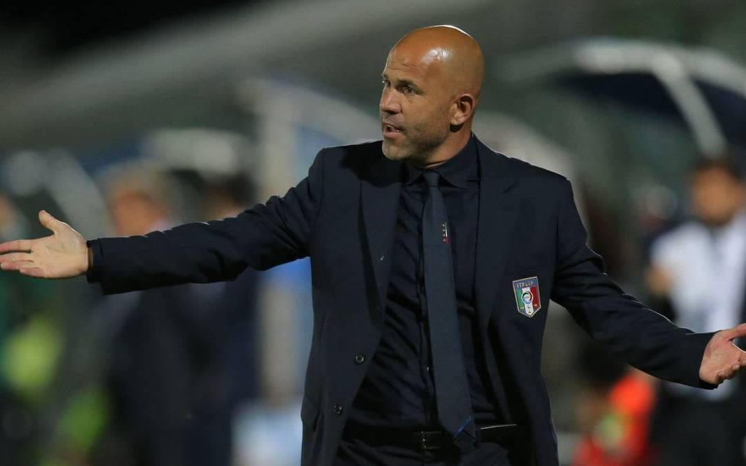 Pre-lista de Italia para la Eurocopa sub21