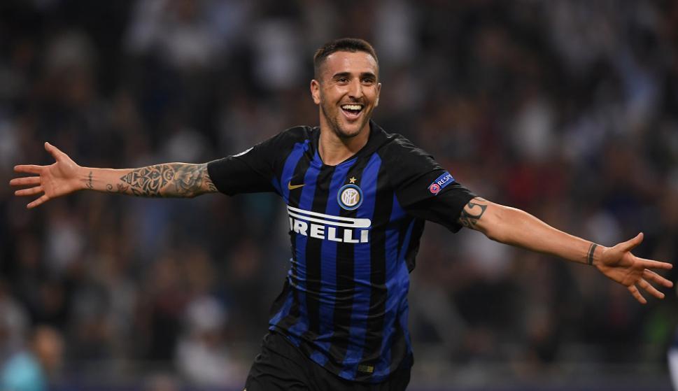 El Inter de Milán, dispuesto a vender a Matías Vecino
