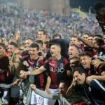 El Bologna despide la temporada por todo lo alto