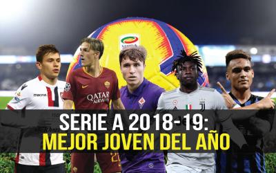 Serie A 2018-19: los cinco mejores futbolistas jóvenes