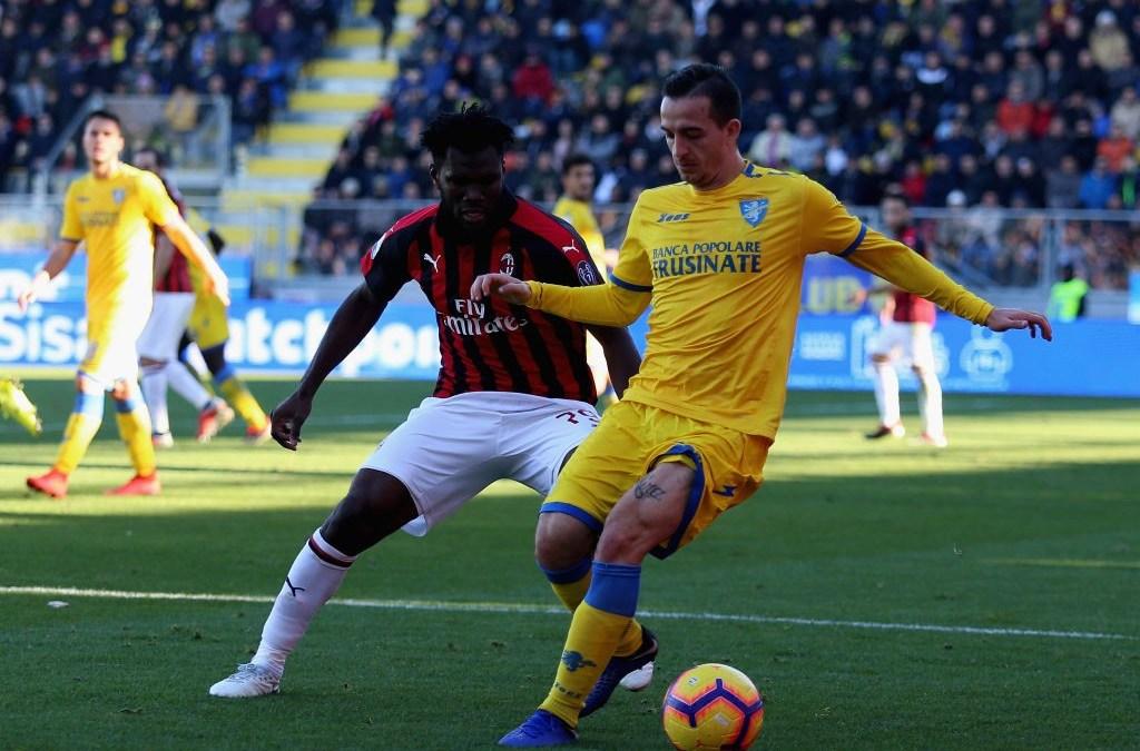 Previa Serie A I Milan vs Frosinone