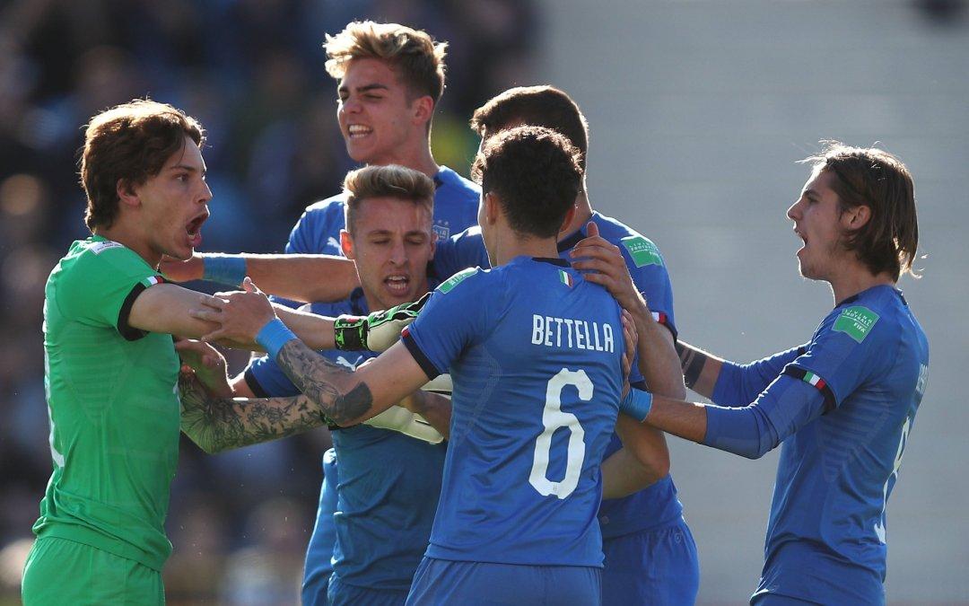 Italia empata ante Japón y confirma la primera plaza de grupo