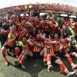 US Lecce: de Serie C a Serie A en apenas dos años