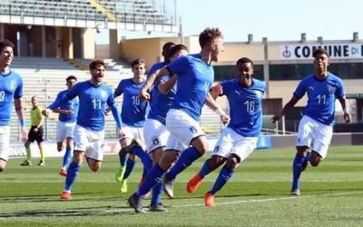 Pre-convocatoria de Italia para la Eurocopa sub19