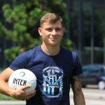 Nicolò Barella: «Lo daré todo en el Inter, como siempre»