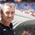 Giampaolo: «El equipo está mejor de lo que esperaba»