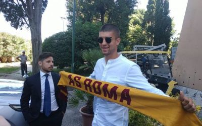 OFICIAL I Gianluca Mancini, nuevo jugador de la Roma