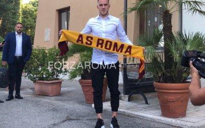 Jordan Veretout pasa reconocimiento médico con la Roma