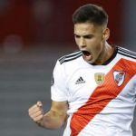 El Milan sigue a Martínez Quarta, de River Plate