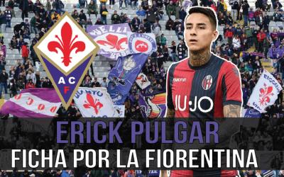 Erick Pulgar ficha por la Fiorentina: ¿cómo encajará?