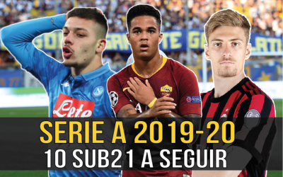 10 futbolistas sub21 a seguir en la Serie A 2019-20