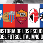 ¿Qué significan los escudos de la Roma, Sampdoria, Bari…?