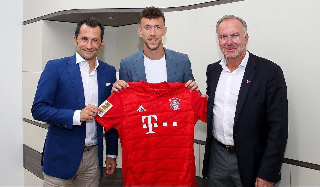 OFICIAL I Ivan Perisic abandona el Inter y ficha por el Bayern