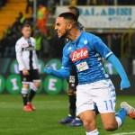OFICIAL   Adam Ounas deja el Napoli y se marcha cedido al Niza
