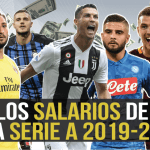 Los salarios de la Serie A 2019-20