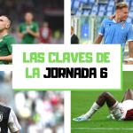 El análisis de la jornada 6 en la Serie A 2019-20