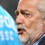 De Laurentiis: «Por mi que Ancelotti se quede durante 10 años»