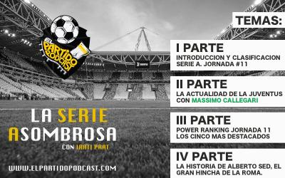 PODCAST I La Serie Asombrosa 1×01