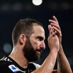 Gonzalo Higuaín, cerca de renovar con la Juventus