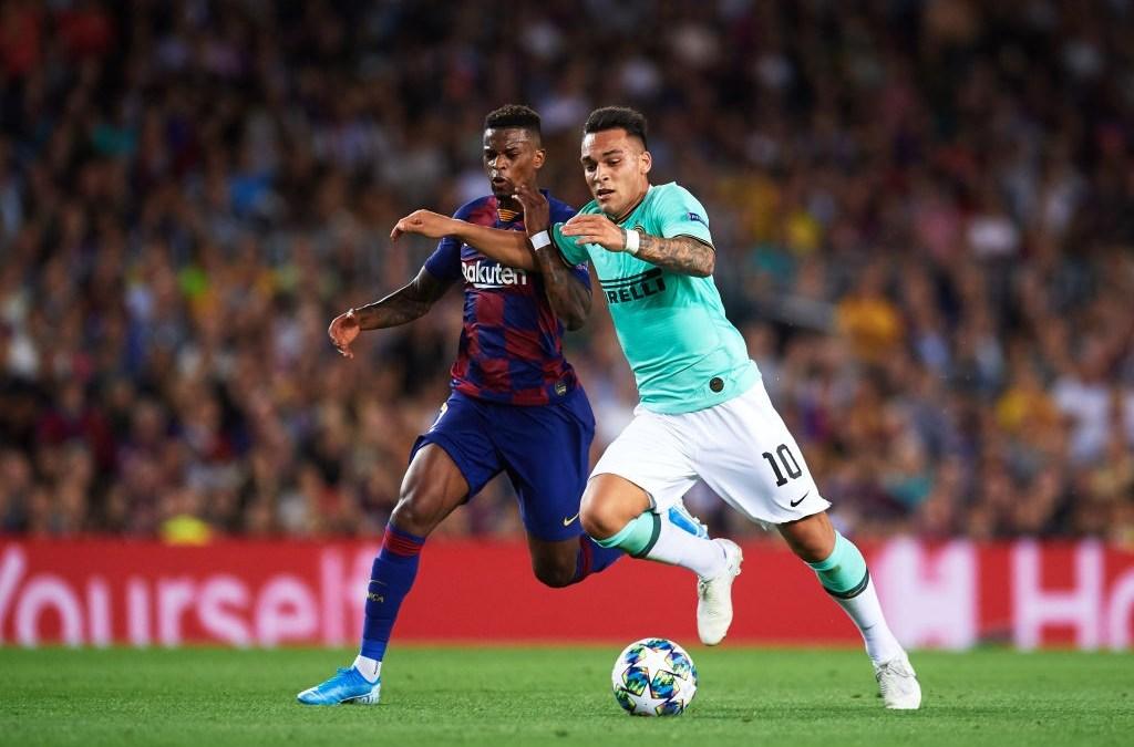 Abidal confirma el seguimiento del Barcelona a Lautaro Martínez