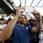 Milito: «Lautaro es feliz en el Inter y tiene mucho margen de mejora»