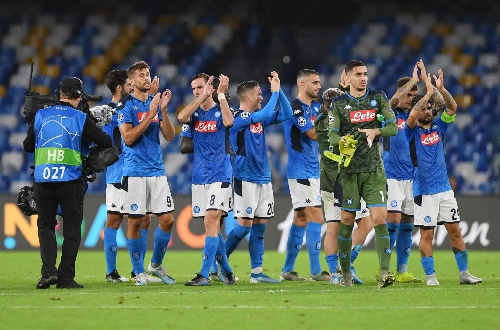 Guerra civil en Nápoles: los jugadores se plantan ante De Laurentiis