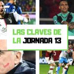 Lo mejor de la jornada 5: Los argentinos lideran al Inter y la Juventus
