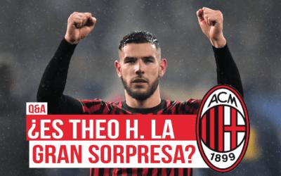 ¿Es Theo Hernández la gran sorpresa de la Serie A?