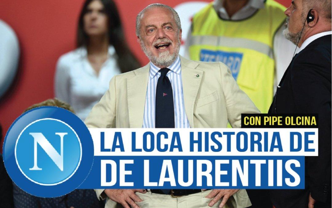 La historia de Aurelio De Laurentiis