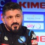 Gattuso rechazó 18 ofertas antes de fichar por el Napoli