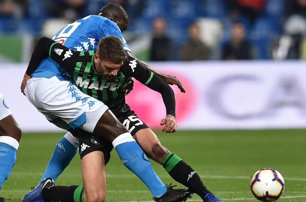 Previa Serie A: Sassuolo vs Napoli