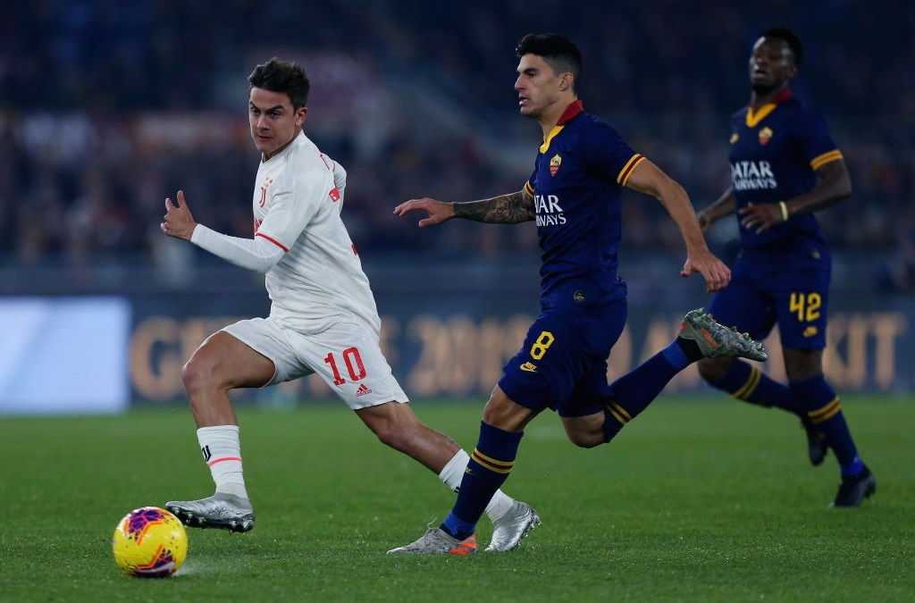 Previa Coppa Italia I Juventus vs AS Roma