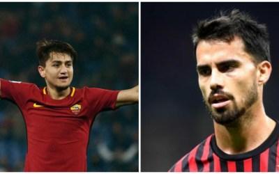 El Milan tiene claro el intercambio Ünder-Suso