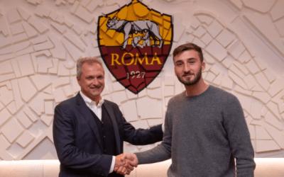 OFICIAL: Bryan Cristante renueva con la Roma