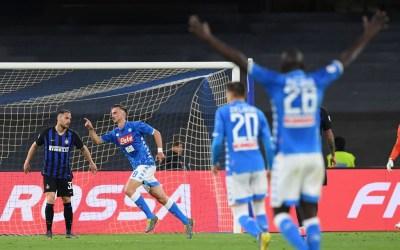 Previa Serie A I Napoli vs Inter de Milán