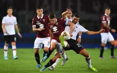 Previa Coppa Italia I Milan vs Torino