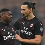 Leao: «Ibrahimovic es como un hermano mayor para mí»