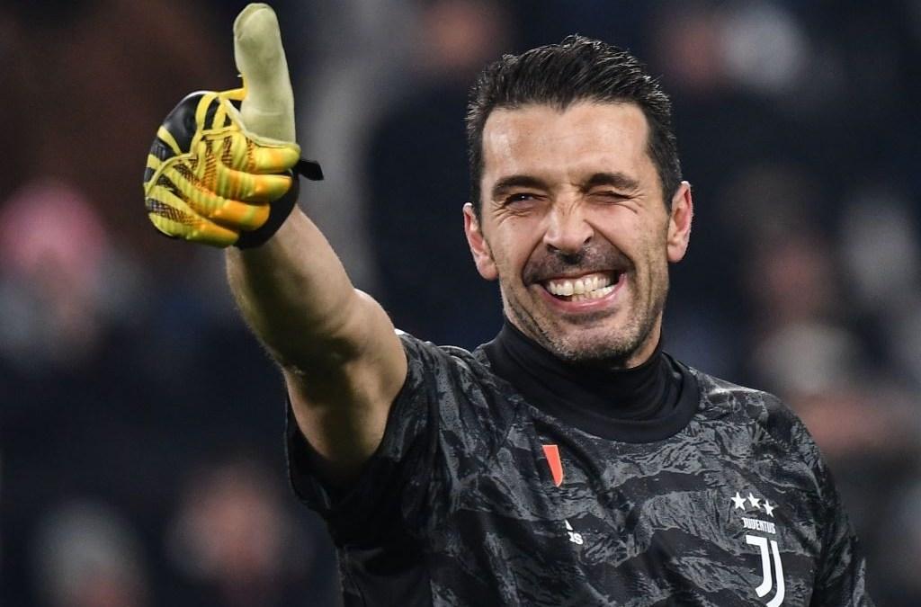 Buffon quiere renovar con la Juventus hasta 2021